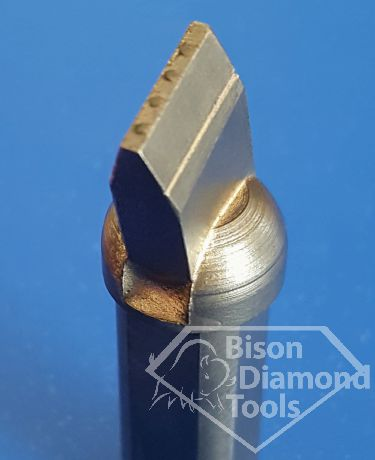 BTM-46S.  Synthetic Diamond Dressing Tool