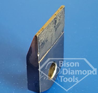 Step and Profile 20mm Wide  Dressing Grain Diamond  Plate