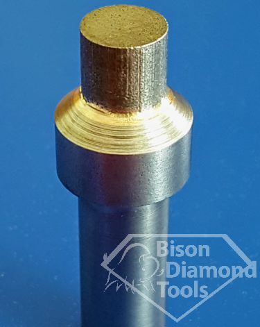 BGC-2R Diamond Grit Tools for trueing CBN grinding wheels