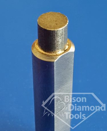 BGC-1R Diamond Grit Tools for trueing CBN grinding wheels